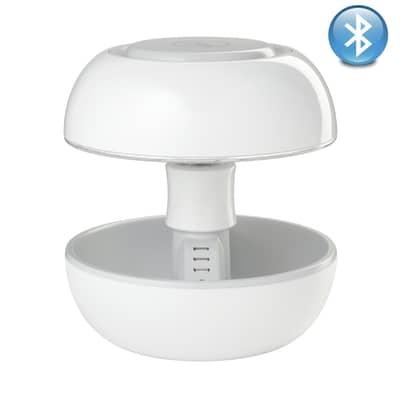 Lampada da tavolo Joyo serie classic bluetooth bianco