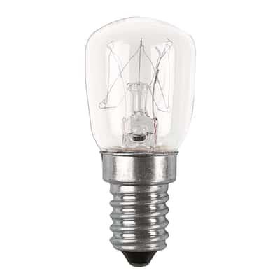 2 lampadine osram per frigo e14 10w luce calda prezzi e for Leroy merlin lampadine led e14