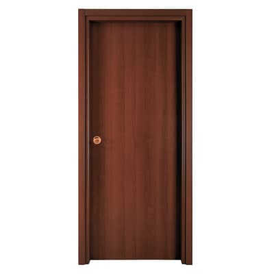 Porta da interno scorrevole Schubert 60 x H 210 cm reversibile