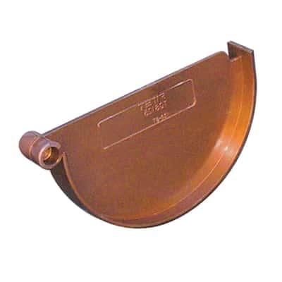 Tappo per giunto con scarico in plastica Ø 12,5 cm