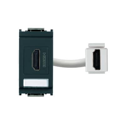 Presa HDMI Vimar Idea grigio