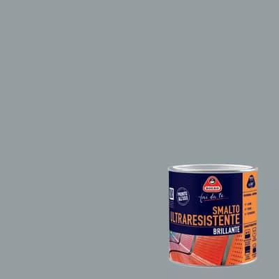 Smalto boero ultraresistente solvente grigio antico for Leroy merlin boero