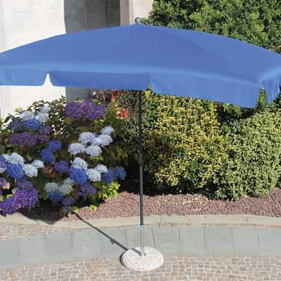 Ombrellone 2,6 x 1,5 m blu