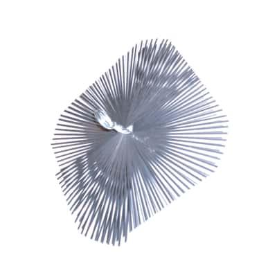 Scovolo grigio 200 x 200 mm