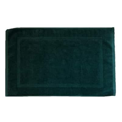 Tappeto bagno Eponge verde