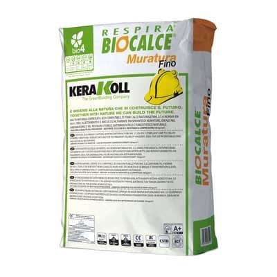 Malta Biocalce muratura fino Kerakoll 25 kg