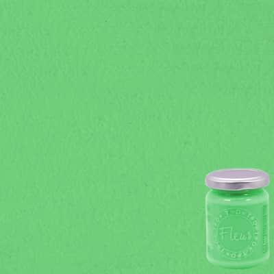 Colore acrilico verde Welcome green opaco 130 ml Fleur