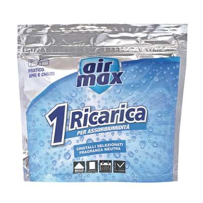 Ricarica sali assorbiumidità Airmax neutro 400 g