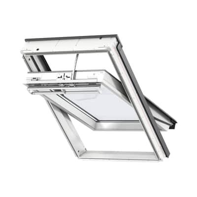 Finestra per tetto velux ggu pk10 007021 94 x 160 cm for Lucernario elettrico velux