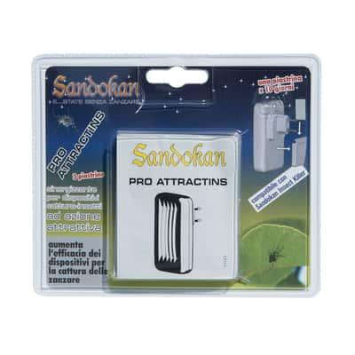 Piastrine Pro Attractins Sandokan 3 pezzi