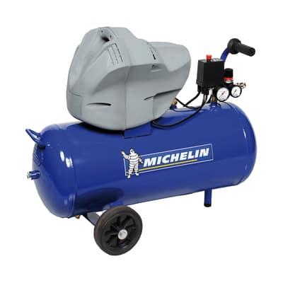 Compressore Coassiale Michelin F6000 50 3 Hp Pressione Massima 8