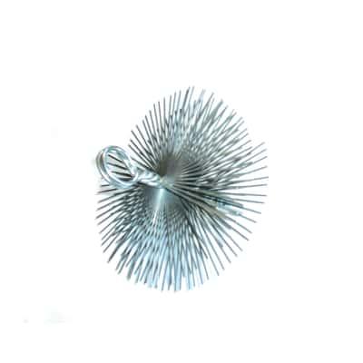 Scovolo grigio ø 150 mm