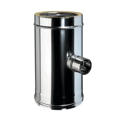 Raccordo a T acciaio inox AISI 316L
