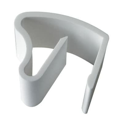 3 Supporti per veneziane finestre PVC V5