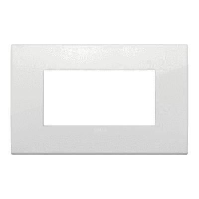 Placca 4 moduli Vimar Arké polar