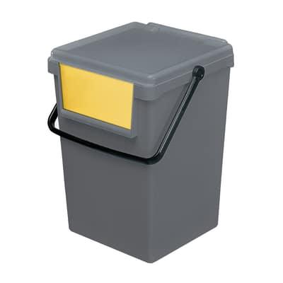Pattumiera Max 35 L giallo