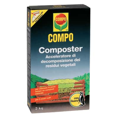 Accelleratore Di Decomposizione Dei Residui Vegetali Composter Compo