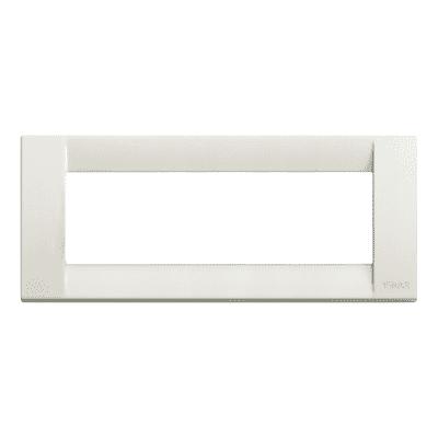 Placca VIMAR Idea 6 moduli avorio
