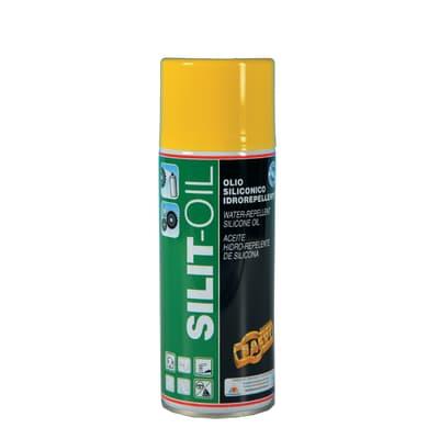 Olio siliconico Silit spray 400 ml