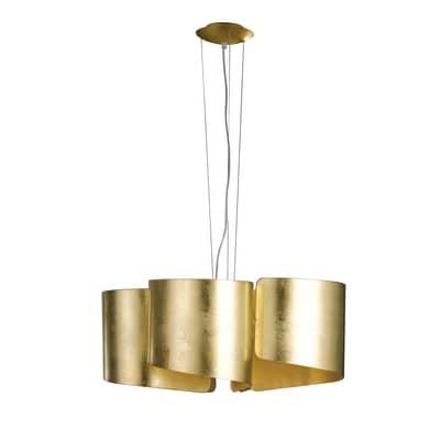 Lampadario Imagine oro, in vetro, diam. 63 cm, E27 5xMAX42W IP20