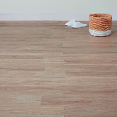 Pavimento pvc flottante clic+ Natural Sp 5 mm marrone