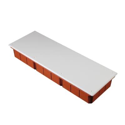 Scatola di derivazione per parete 480 x 160x 70 mm