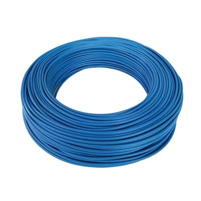 Cavo elettrico BALDASSARI CAVI 1 filo x 10 mm² Matassa 100 m blu