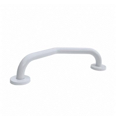 Maniglione di sicurezza 135° in inox L 40 cm