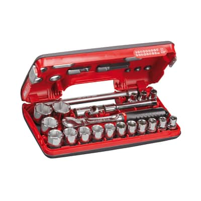 Set di chiavi e bussole USAG , 21 pezzi
