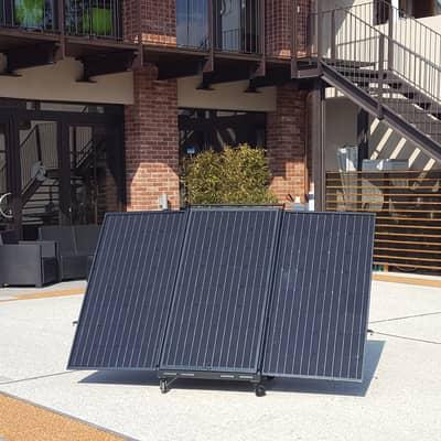 Fotovoltaico portatile Pyppi 3600 W