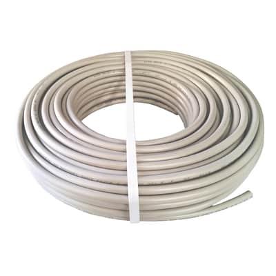Cavo elettrico BALDASSARI CAVI 3 fili x 1,5 mm² Matassa 100 m grigio