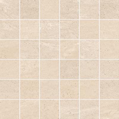 Mosaico Milano H 30 x L 30 cm beige