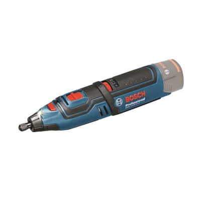 Mini utensile rotativo a batteria BOSCH PROFESSIONAL GRO12V-35 2 Ah 12 V 35000 giri/min