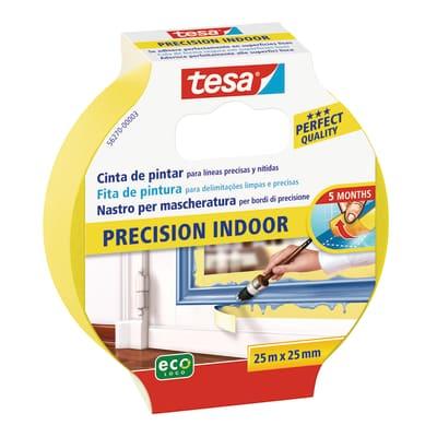 Nastro mascherante TESA Precision Indoor 25 m x 25 mm
