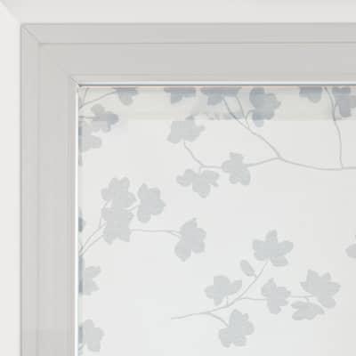 Tendina vetro Lilly panna tunnel 45 x 150 cm