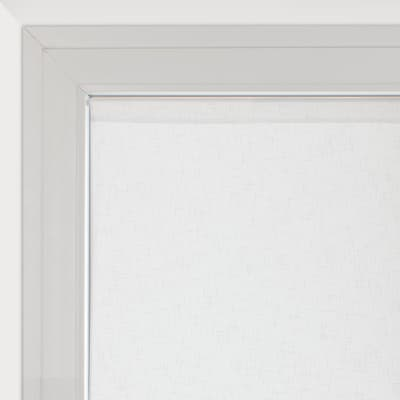 Tendina vetro Manuela naturale tunnel 75 x 230 cm