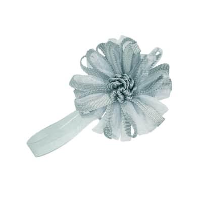 Calamita Fiore grigio perla