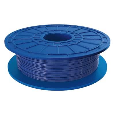 Bobina di filamento pla per stampante 3D D06 blu 162 m