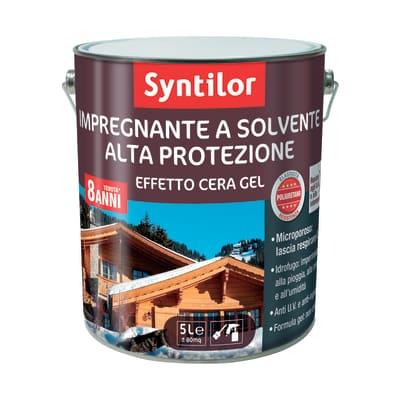 Impregnante a base solvente SYNTILOR pino 5 L