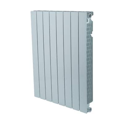 Radiatore acqua calda PRODIGE Modern in alluminio 8 elementi interasse 80 cm