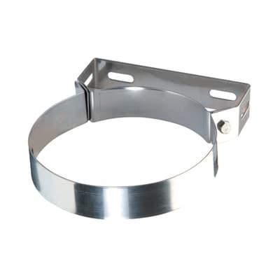 Collare di fissaggio Collare in acciaio inox Dn 100 mm in inox 304 (buona resistenza)