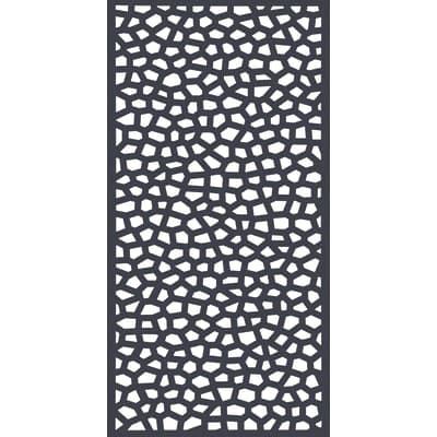 Traliccio fisso Mosaic in polipropilene H 200 x L 100 cm