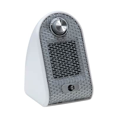 Termoventilatore EQUATION Mini USB bianco 500 W