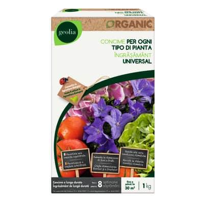 Concime granulare GEOLIA Organic 1 Kg