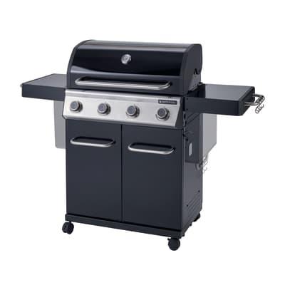 Barbecue a gas NATERIAL Kenton 4 bruciatori