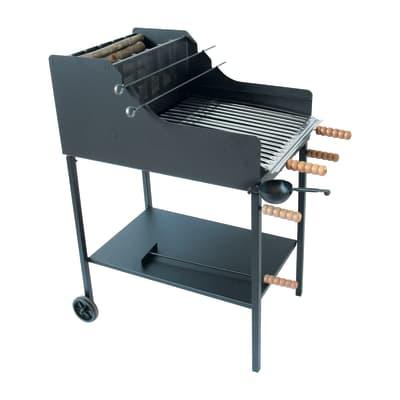 Barbecue legno e carbone CRUCCOLINI Fuocone