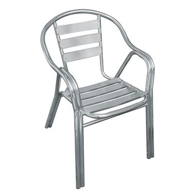 Sedia colore argento