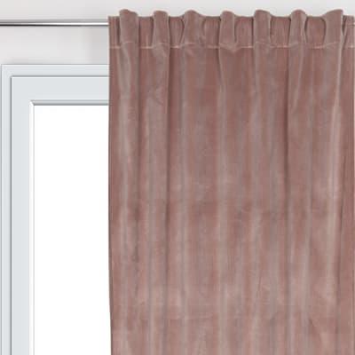 Tenda Misty rosa fettuccia 135 x 280 cm
