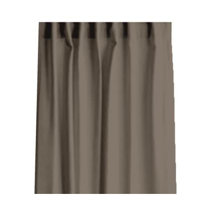 Tenda INSPIRE Lino ecru fettuccia con passanti nascosti 140 x 280 cm