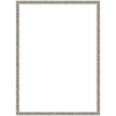 Cornice INSPIRE Baroque argento per foto da 50X70 cm